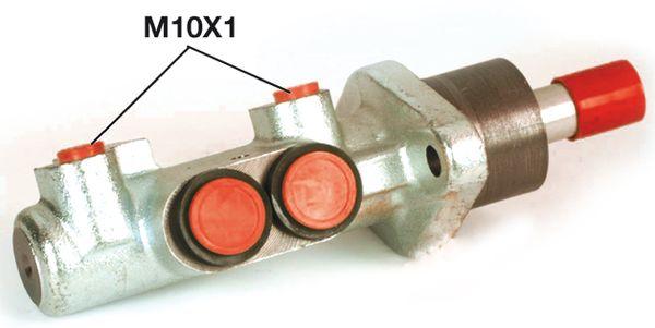 Maitre-cylindre BOSCH 0 986 481 014 (X1)