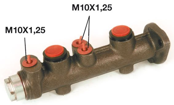 Maitre-cylindre BOSCH 0 986 481 018 (X1)