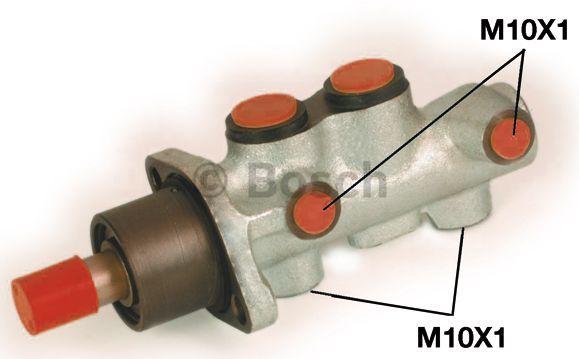 Maitre-cylindre BOSCH 0 986 481 020 (X1)