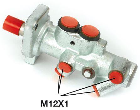 Maitre-cylindre BOSCH 0 986 481 022 (X1)