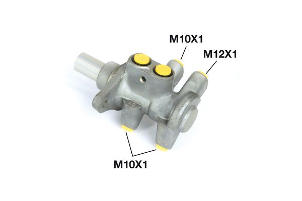 Maitre-cylindre BOSCH 0 986 481 063 (X1)