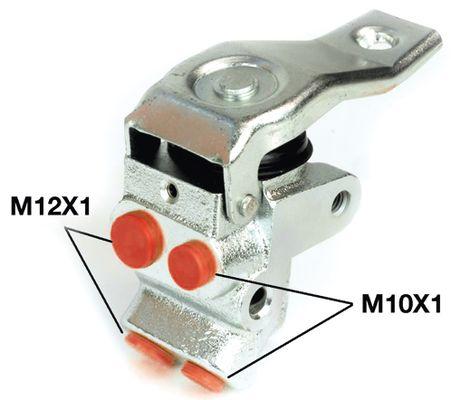 Regulateur de freinage (ou repartiteur) BOSCH 0 986 482 029 (X1)