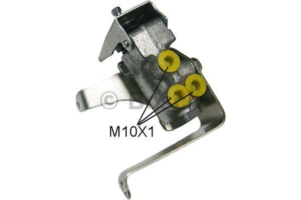 Regulateur de freinage (ou repartiteur) BOSCH 0 986 482 032 (X1)