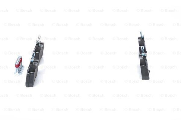 Kit de plaquettes de frein, frein à disque BOSCH 0 986 494 011 (Jeu de 4)