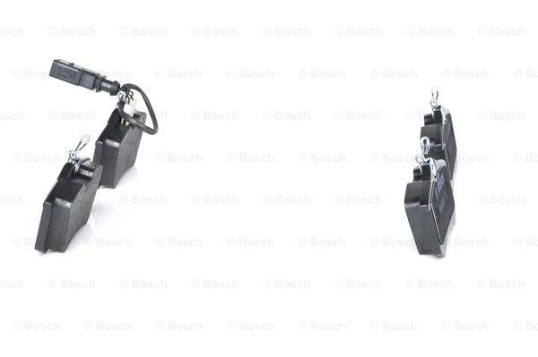 Kit de plaquettes de frein, frein à disque BOSCH 0 986 494 025 (Jeu de 4)
