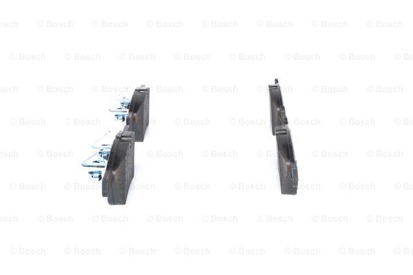 Kit de plaquettes de frein, frein à disque BOSCH 0 986 494 165 (Jeu de 4)