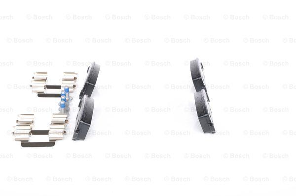 Kit de plaquettes de frein, frein à disque BOSCH 0 986 494 213 (Jeu de 4)