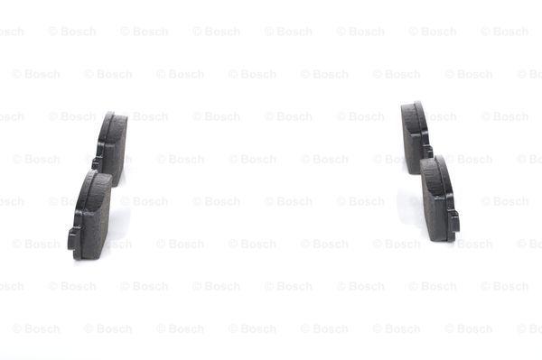 Kit de plaquettes de frein, frein à disque BOSCH 0 986 494 214 (Jeu de 4)