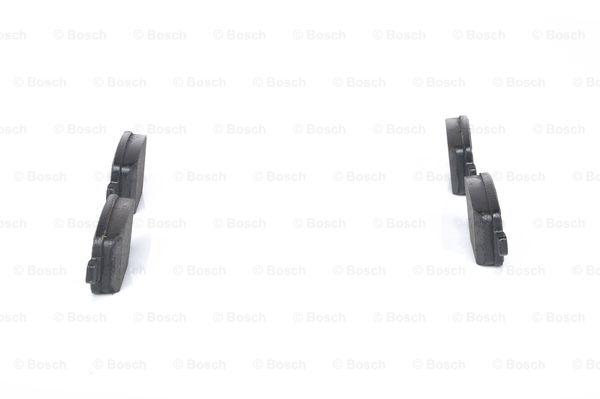 Kit de plaquettes de frein, frein à disque BOSCH 0 986 494 247 (Jeu de 4)