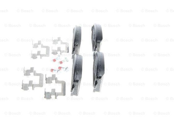 Plaquettes de frein arriere BOSCH 0 986 494 733 (Jeu de 4)