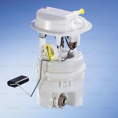Unité d'injection de carburant BOSCH 0 986 580 252 (X1)