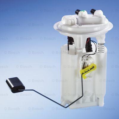 Unité d'injection de carburant BOSCH 0 986 580 312 (X1)