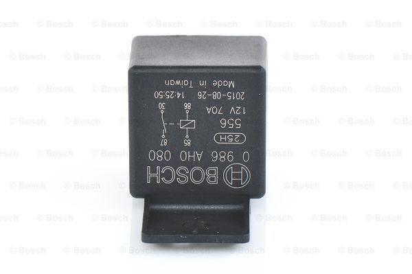 Relais de prechauffage BOSCH 0 986 AH0 080 (X1)