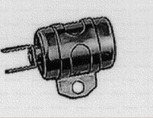 Condensateur d'allumage BOSCH 1 237 330 159 (X1)