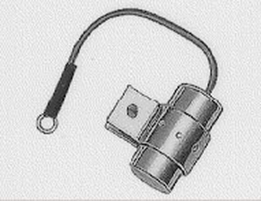 Condensateur d'allumage BOSCH 1 237 330 801 (X1)