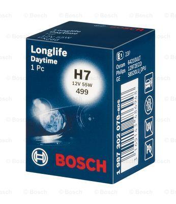 Ampoules BOSCH 1 987 302 078 (X1)