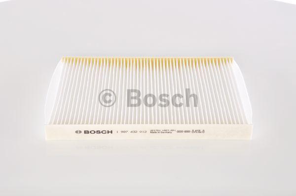 Filtre d'habitacle BOSCH 1 987 432 012 (X1)