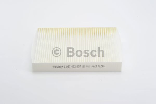 Filtre d'habitacle BOSCH 1 987 432 057 (X1)