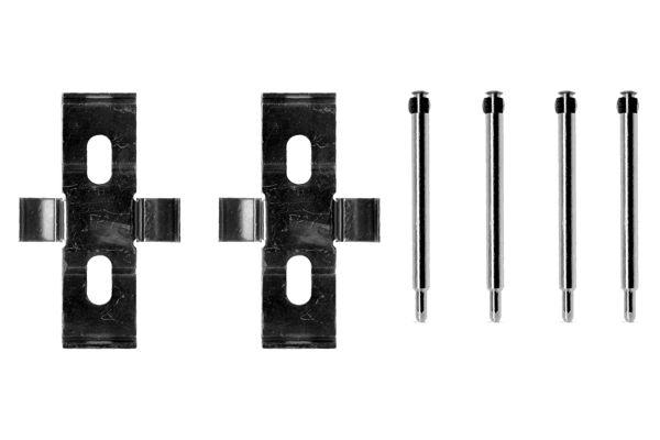 Kit de montage plaquettes de frein BOSCH 1 987 474 057 (X1)