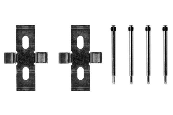 Kit de montage plaquettes de frein BOSCH 1 987 474 059 (X1)