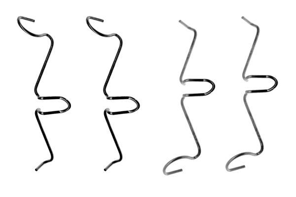Kit de montage plaquettes de frein BOSCH 1 987 474 136 (X1)