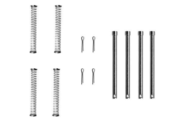Kit de montage plaquettes de frein BOSCH 1 987 474 176 (X1)