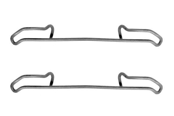 Kit de montage plaquettes de frein BOSCH 1 987 474 192 (X1)