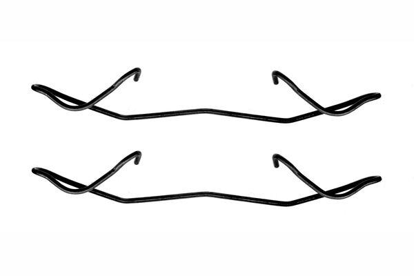 Kit de montage plaquettes de frein BOSCH 1 987 474 241 (X1)