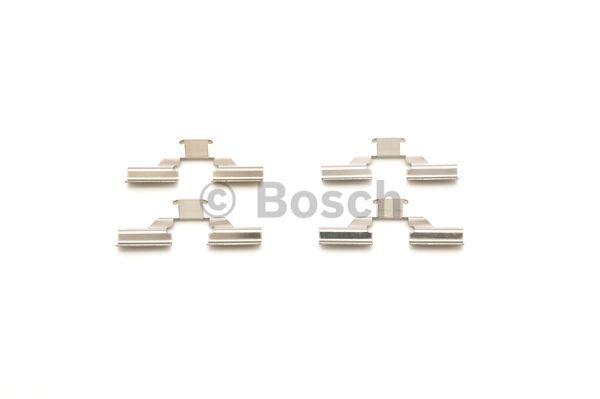 Kit de montage plaquettes de frein BOSCH 1 987 474 253 (X1)