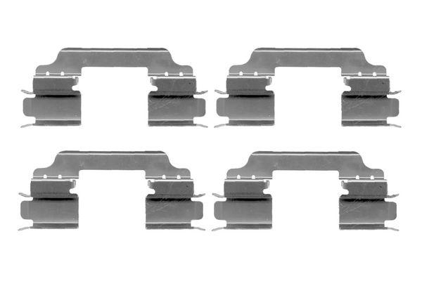 Kit de montage plaquettes de frein BOSCH 1 987 474 310 (X1)
