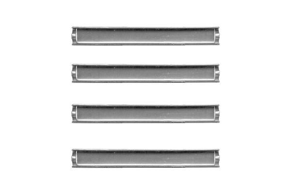 Kit de montage plaquettes de frein BOSCH 1 987 474 375 (X1)