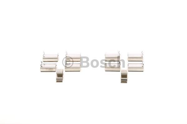 Kit de montage plaquettes de frein BOSCH 1 987 474 382 (X1)