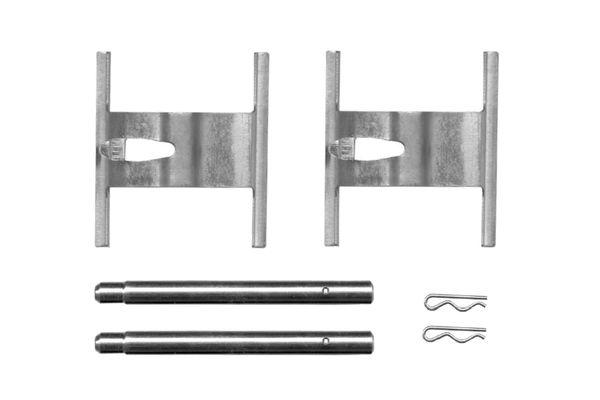 Kit de montage plaquettes de frein BOSCH 1 987 474 419 (X1)