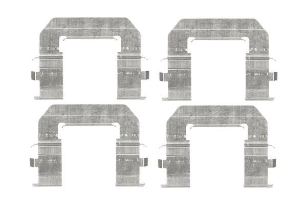 Kit de montage plaquettes de frein BOSCH 1 987 474 480 (X1)