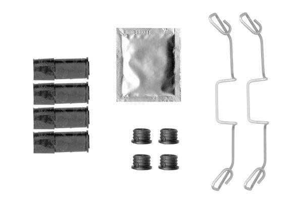 Kit de montage plaquettes de frein BOSCH 1 987 474 483 (X1)