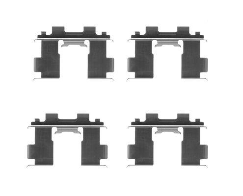Kit de montage plaquettes de frein BOSCH 1 987 474 618 (X1)