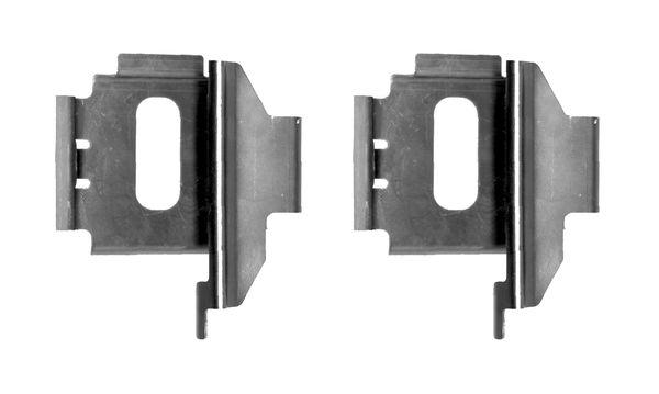 Kit de montage plaquettes de frein BOSCH 1 987 474 639 (X1)