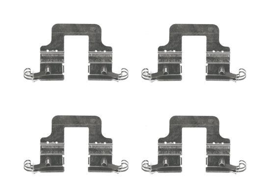 Kit de montage plaquettes de frein BOSCH 1 987 474 731 (X1)