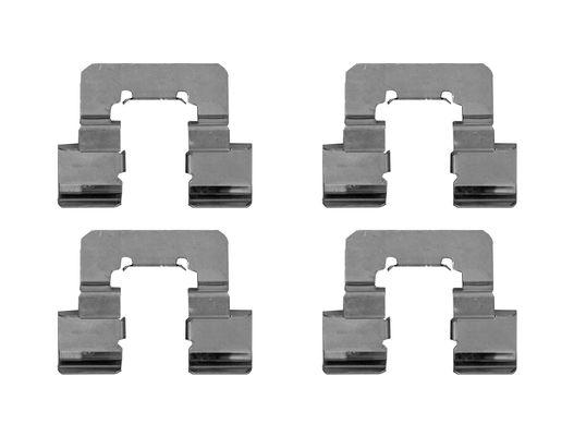 Kit de montage plaquettes de frein BOSCH 1 987 474 738 (X1)