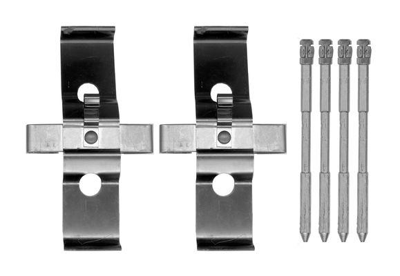 Kit de montage plaquettes de frein BOSCH 1 987 474 742 (X1)