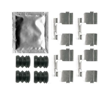 Kit de montage plaquettes de frein BOSCH 1 987 474 749 (X1)