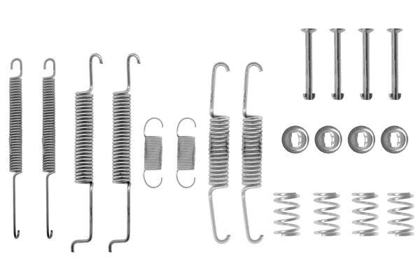 Kit de montage machoires de frein BOSCH 1 987 475 004 (X1)