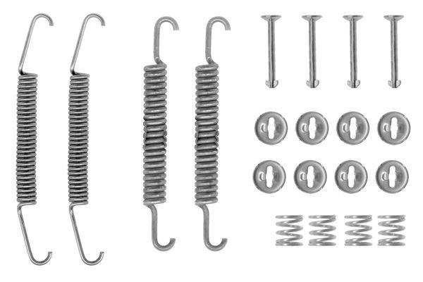 Kit de montage machoires de frein BOSCH 1 987 475 028 (X1)