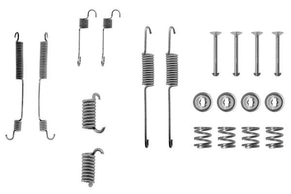 Kit de montage machoires de frein BOSCH 1 987 475 034 (X1)