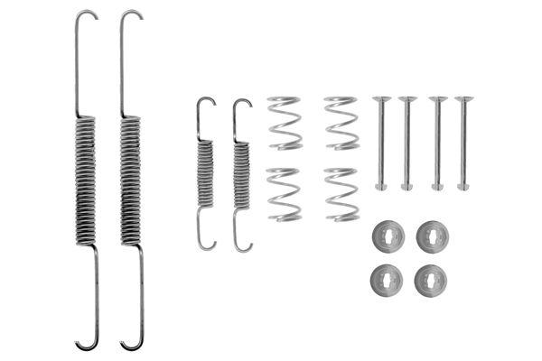 Kit de montage machoires de frein BOSCH 1 987 475 045 (X1)