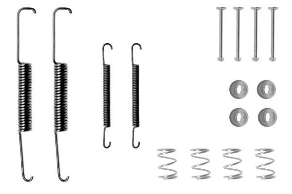 Kit de montage machoires de frein BOSCH 1 987 475 046 (X1)
