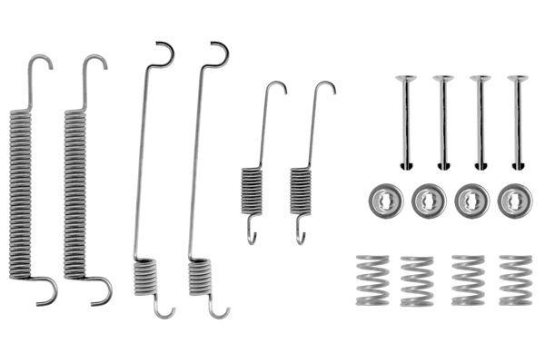 Kit de montage machoires de frein BOSCH 1 987 475 051 (X1)
