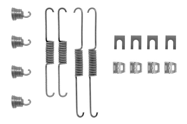 Kit de montage machoires de frein BOSCH 1 987 475 104 (X1)