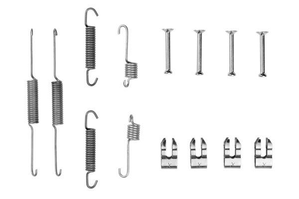 Kit de montage machoires de frein BOSCH 1 987 475 118 (X1)