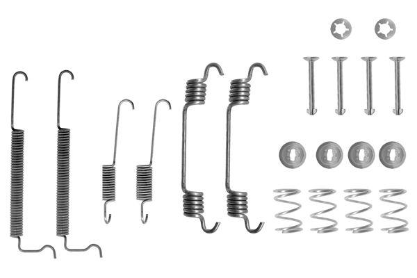Kit de montage machoires de frein BOSCH 1 987 475 135 (X1)